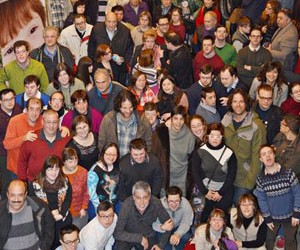 IX Encuentro de Usuarios i Familias, con Albert Om