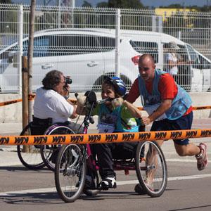 L'esport i la família, junts amb les discapacitats