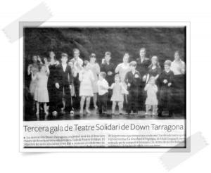 tercera gala de teatre solidari