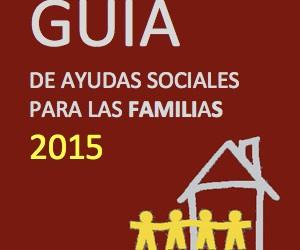 Guia d'ajudes socials per a famílies 2015
