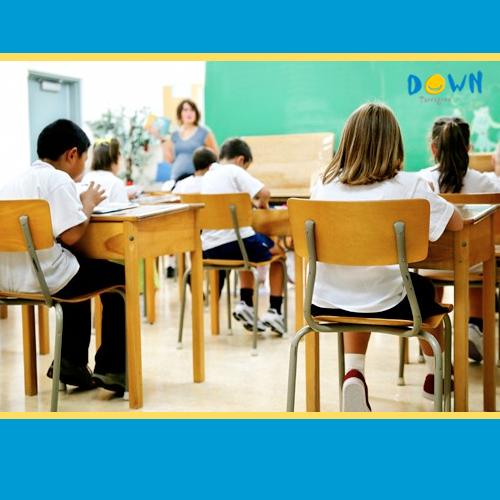 DOWN ESPANYA denuncia un nou cas de segregació educativa d'un nen amb síndrome de Down Cuenca