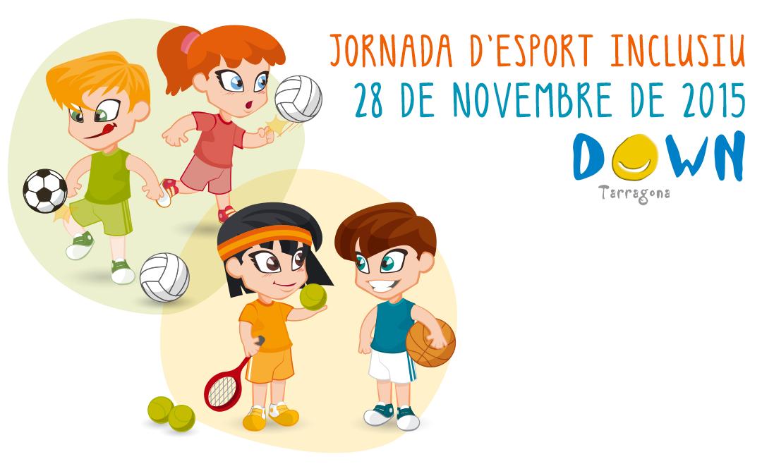 Jornada de l'Esport Inclusiu | 28 de novembre de 2015