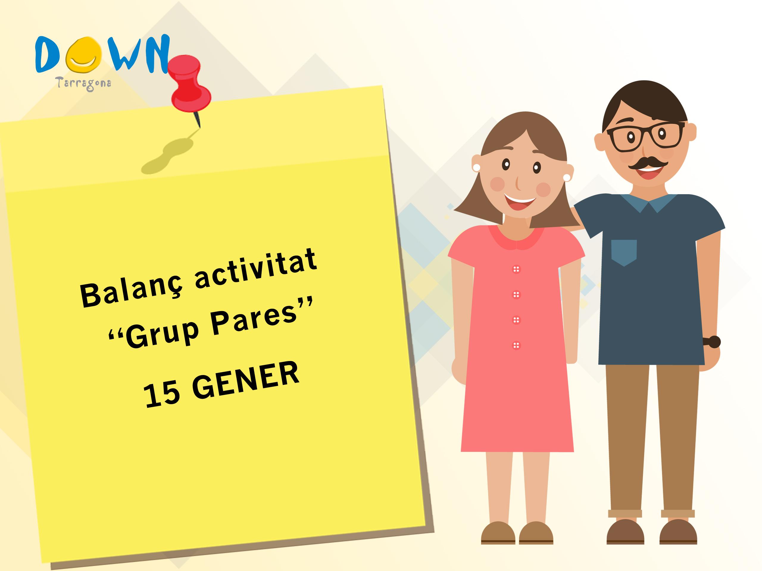 """Balanç de l'activitat """"Quan sigui més gran…"""" del 15 de gener"""