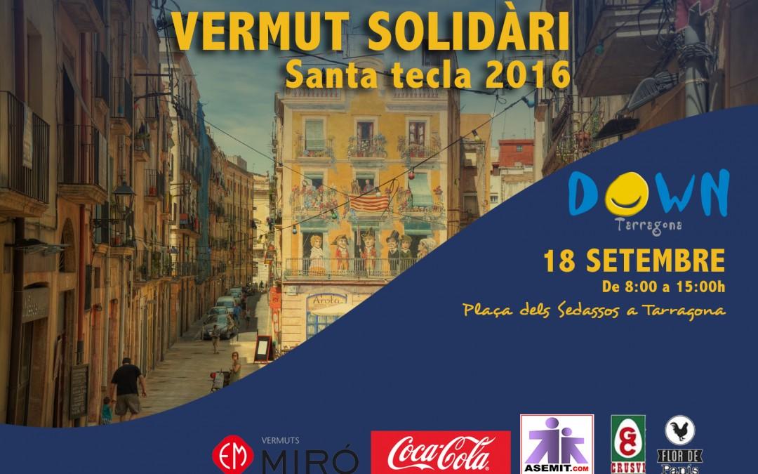 Vermut Solidàri Santa Tecla