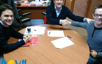 Cristian comença a treballar al Nàstic de Tarragona