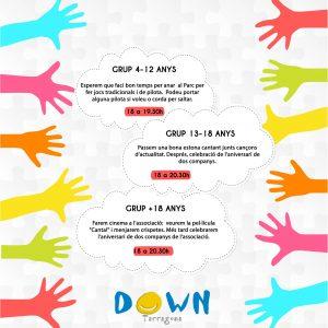 Activitats 10 de març