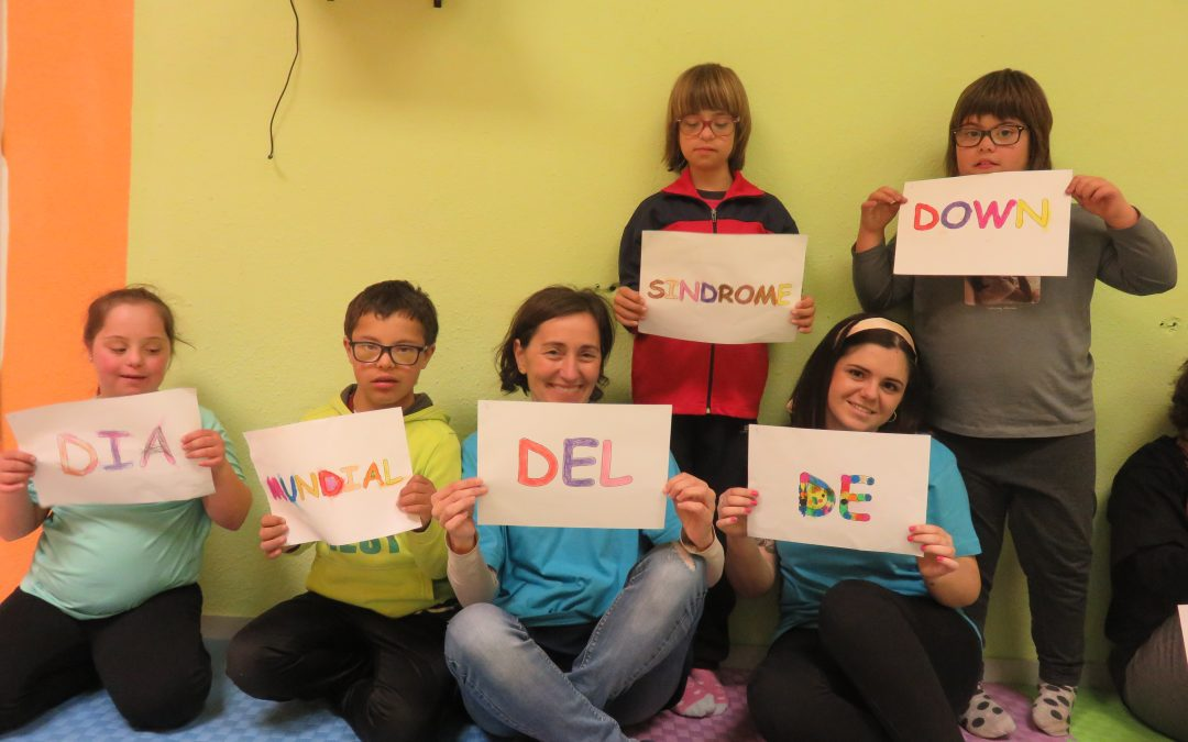 21 març: Dia Mundial Síndrome de Down