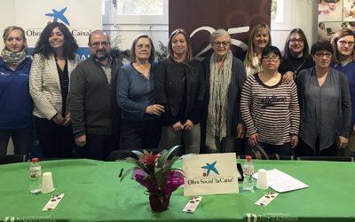 Els membres de Down Tarragona marxen de colònies gràcies a Reddis i la Caixa