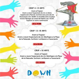 Activitats 12 de maig