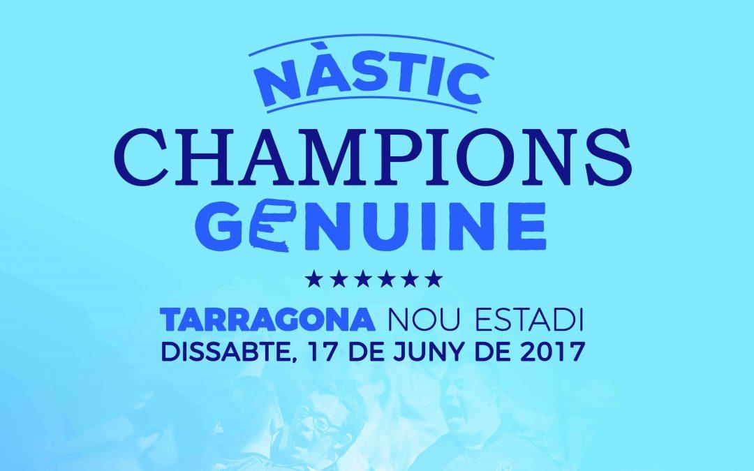 Nàstic Champions Genuine