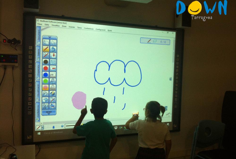 Estrenamos pizarra digital interactiva (PDI)