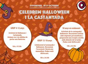 Activitats Halloween
