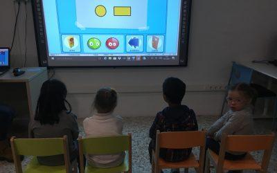 PDI amb el grup infantil