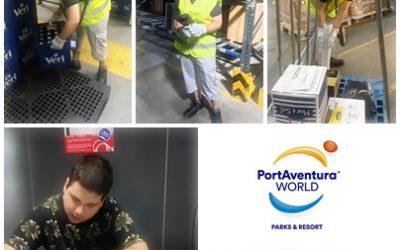 David C. se incorpora a Port Aventura