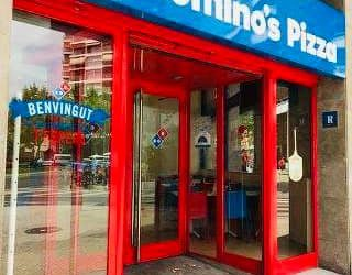 SORTIDA AL DOMINO´S PIZZA