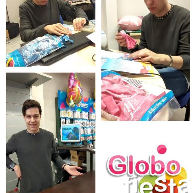 Carlos a Globofiesta