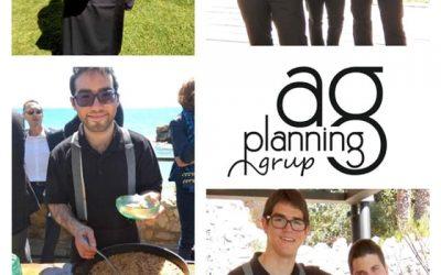 Agplanning contracta a tres joves