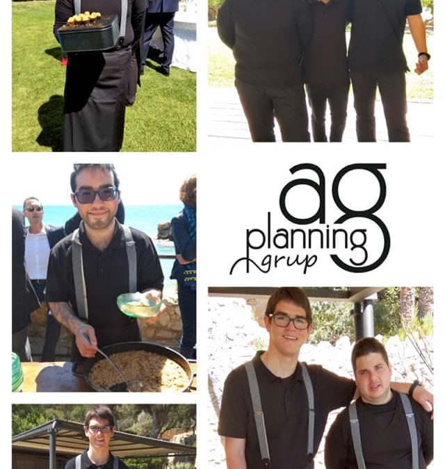 Agplanning contrata a tres jóvenes