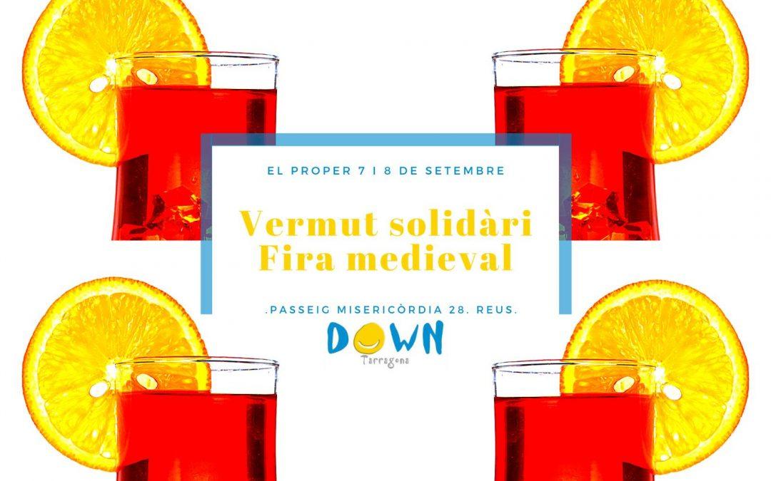 DOWN TARRAGONA a la FIRA MEDIEVAL