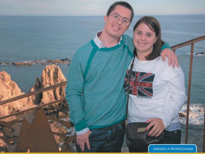DOWN ESPAÑA publica la nueva guía afectivo-sexual de las personas con síndrome de Down