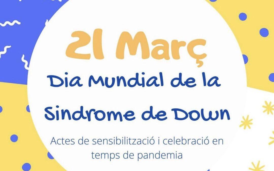 21 de març. Dia Mundial de la síndrome de Down