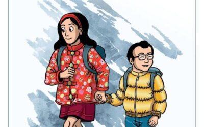 'TRANQUILA', un còmic sobre la figura dels germans que provoca un canvi de mirada