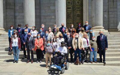 El estado español elimina la incapacitación legal de las personas con discapacidad