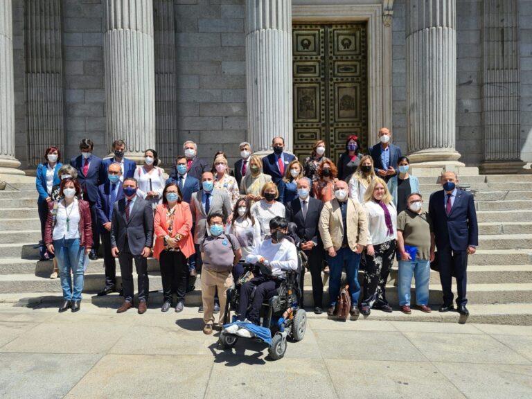 L'estat espanyol elimina la incapacitació legal de les persones amb discapacitat
