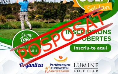 Inscripciones 6º Torneo de Golf Fundación PortAventura a favor de Down Tarragona